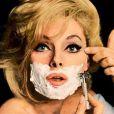 Couverture d'Esquire en 1965 avec  Virna Lisi en Marilyn
