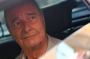 Jacques Chirac : Sortie surprise pour le président sous le soleil de Provence