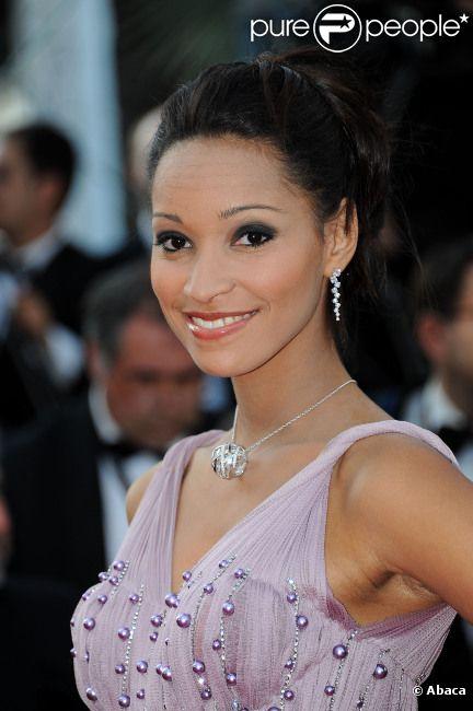 Cindy Fabre en mai 2012 à Cannes