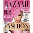 Harper's Bazaar, édition de septembre, avec Gwen Stefani
