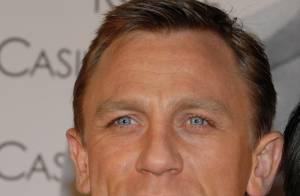 Daniel Craig s'offre un nouveau sourire