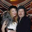 Julie Depardieu et Philippe Katerine à Paris le 23 janvier 2012 : Ils sont parents d'un deuxième enfant depuis le 9 août 2012