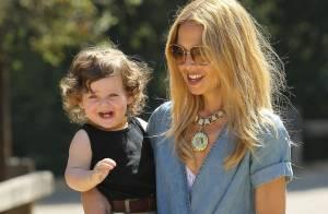 Rachel Zoe : rires et câlins avec son fils et son mari avant sa rentrée mode