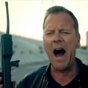 Kiefer Sutherland : Jack Bauer se lance dans la pâtisserie au milieu des flammes