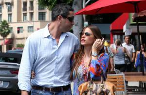 Sofia Vergara sublime, décontractée et heureuse au bras de son fiancé