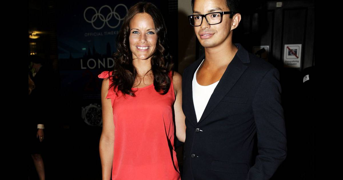 Sofia Hellqvist, petite amie du prince Carl Philip de ...