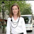 Bénédicte Delmas en juin 2007 à Paris