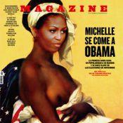 Michelle Obama : La First Lady en esclave, la couverture qui crée la polémique