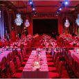 Dîner d'ouverture du festival de Deauville 2012.
