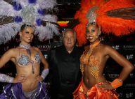 Massimo Gargia : La crème de la jet-set réunie au VIP Room pour son anniversaire