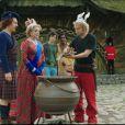 Image du film Astérix et Obélix au service de Sa Majesté avec Guillaume Gallienne, Catherine Deneuve et Edouard Baer