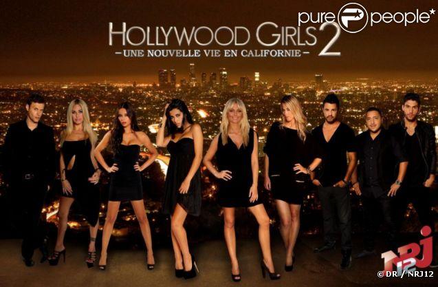 Les Hollywood Girls sont de retour dans Hollywood Girls 2 sur NRJ 12