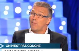On n'est pas couché : Rémy Pflimlin mis en examen sur plainte de Marine Le Pen