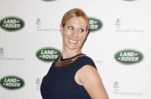 Zara Phillips : Epanouie et heureuse au bras de son homme Mike Tindall