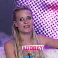 Audrey dans la quotidienne de Secret Story 6 le vendredi 7 septembre 2012 sur TF1
