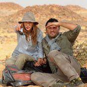 Sylvie Testud : Premières images de Rendez-vous en terre inconnue au Tchad