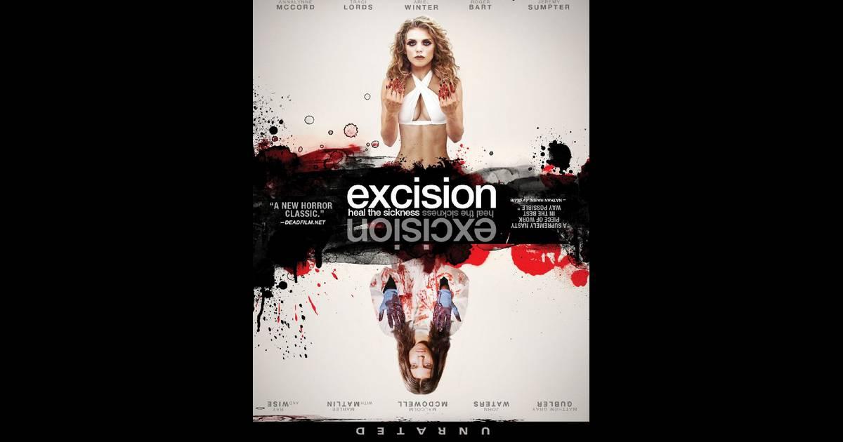 La bande annonce du film excision avec annalynne mccord for Chambre avec vue bande annonce
