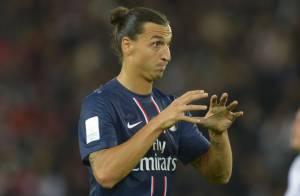 PSG - Zlatan Ibrahimovic : ''Plus les gens écrivent de conneries, mieux c'est''