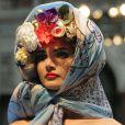Défilé Printemps-Été 2013 de Vivienne Westwood à Londres, le 16 septembre 2012.