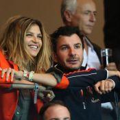 Michaël Youn, Isabelle Funaro et Patrick Bruel fans comblés d'un PSG européen