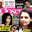 Closer , en kiosques ce vendredi 21 septembre 2012.