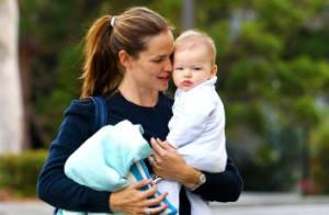 Jennifer Garner : Câlins et gestes tendres avec le très craquant Samuel