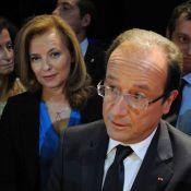 Valérie Trierweiler et François Hollande : Elégants et souriants à New York