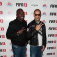 Rim'K du 113 lors de la soirée de lancement FIFA 13, le 25 septembre 2012 à l'Olympia de Paris.
