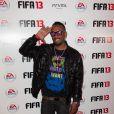 Colonel Reyel était titulaire lors de la soirée de lancement FIFA 13, le 25 septembre 2012 à l'Olympia de Paris.