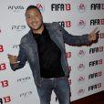 Kamel de Secret Story. Soirée de lancement FIFA 13, le 25 septembre 2012 à l'Olympia de Paris.