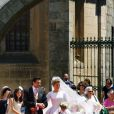 Mariage de Charles-Philippe d'Orléans et Diana De Melo