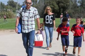 Heidi Klum : Maman poule et amoureuse pour un week-end de bonheur