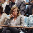 Valérie Trierweiler durant l'assemblée générale de l'ONU à New York, le 25 septembre 2012.