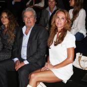 Alain Delon et Rosalie : Plus unis que jamais au défilé Elie Saab !