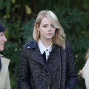 Emma Stone et Amanda Seyfried : deux actrices à Paris, entre musée et shopping