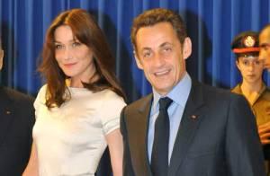 PHOTOS : Quand les Sarkozy et les people dînent chez Shimon Pérès...