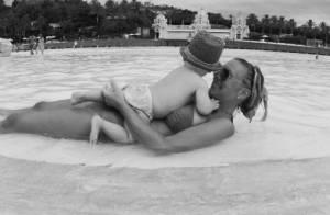 Amélie (Secret Story 4) : Vacances paradisiaques avec son adorable bébé Hugo
