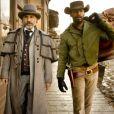 Image du film Django Unchained de Quentin Tarantino avec Christoph Waltz et Jamie Foxx