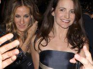 """Sarah Jessica Parker et Kristen Davis : Soirée entre filles très """"Sex"""""""