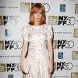 Kelly Reilly très en beauté à la soirée de clôture du 50ème Festival du film de New York, le 14 octobre 2012.