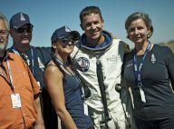 Felix Baumgartner : Après le saut en chute libre, le mariage !