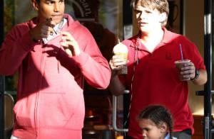 Michael Jackson : Avec TJ, ses fils Prince et Blanket sont entre de bonnes mains