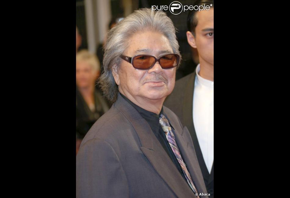 Koji Wakamatsu, à Cannes, en mai 2012.
