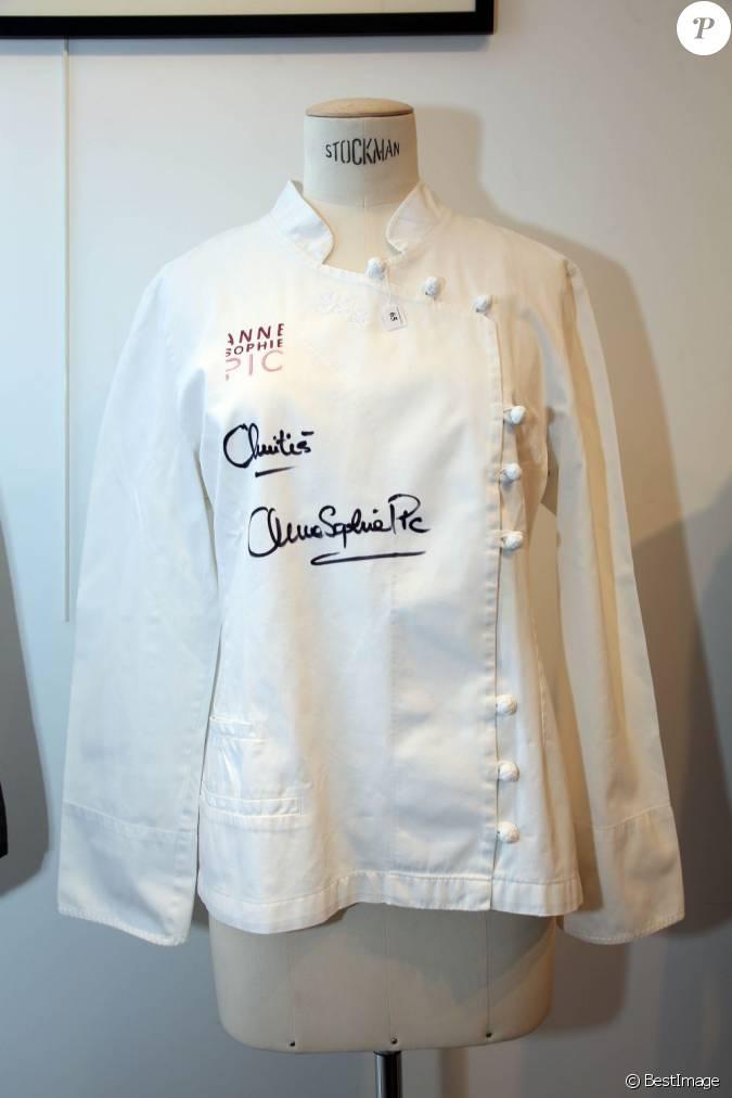 Don de anne sophie pic pour la vente aux ench res des for Amour de cuisine chez soulef 2012