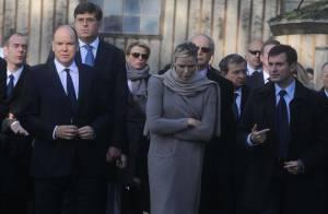 Charlene et Albert de Monaco bouleversés lors de leur visite en Pologne