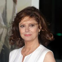 Susan Sarandon à l'avant-première du film <em>Cloud Atlas</em> à Hollywood, le 24 octobre 2012.