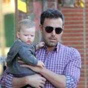 Ben Affleck : Samuel, 8 mois, déjà beau-gosse comme papa