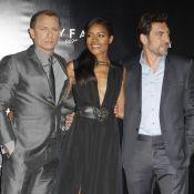 Skyfall : 1 million d'entrées en France, Daniel Craig au top avec Naomie Harris