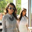 Kourtney Kardashian à Miami, le 29 octobre 2012