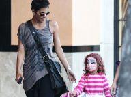 Halle Berry et Nahla : Bonbons et déguisement pour Halloween